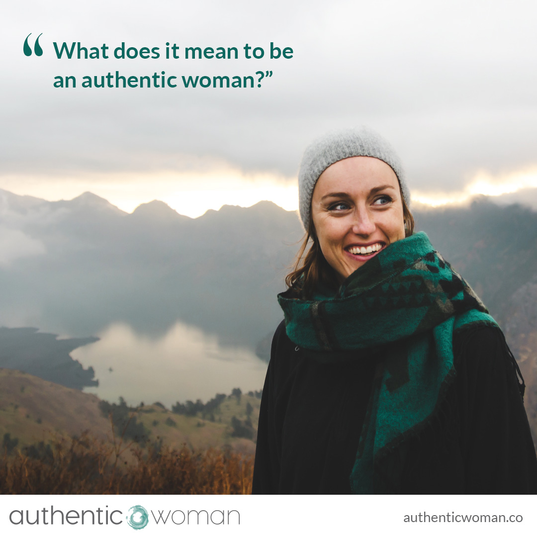 what does it mean to be authentic