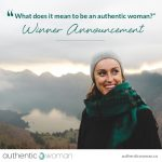 What does it mean to be an authentic woman?